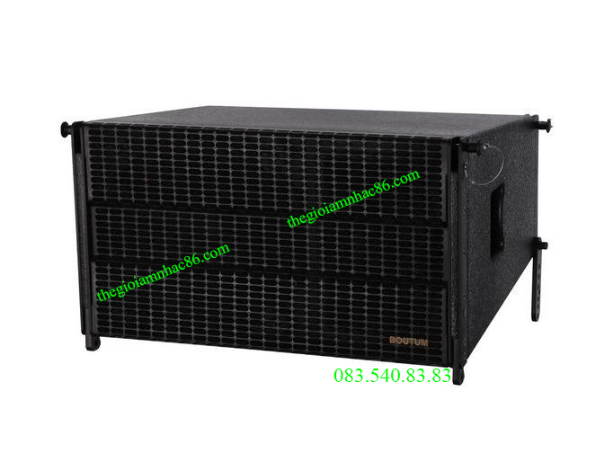 Loa Line Array Boutium I-5000 ND