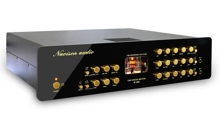 Amply đèn Navison No.200 ( nghe nhạc cực chất – hat karaoke cực hay )