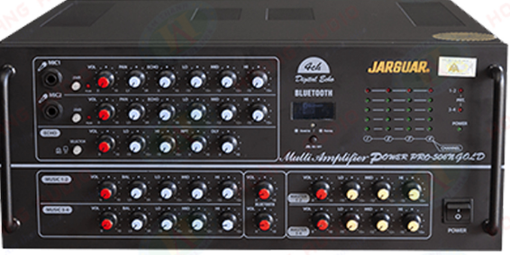 Ampli Jarguar Pro 506NGold Nhập khẩu