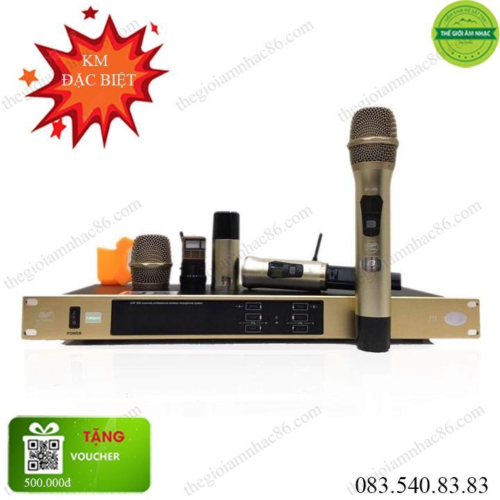 Micro BFAUDIO J11 vàng