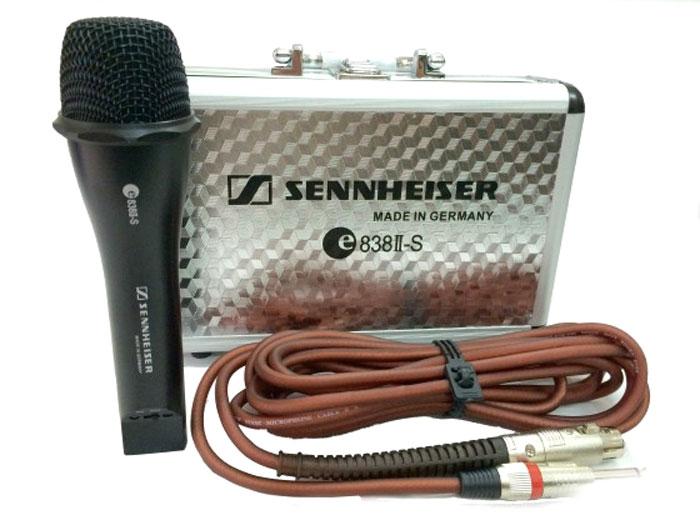 Micro Sennheiser 838ii-S/868ii-S