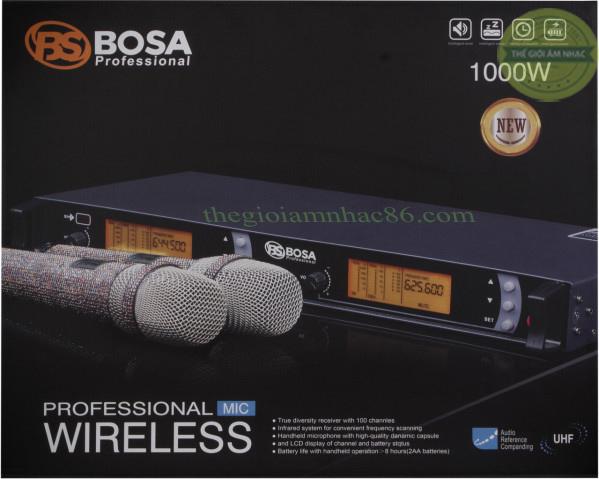 Micro Bosa 1000W