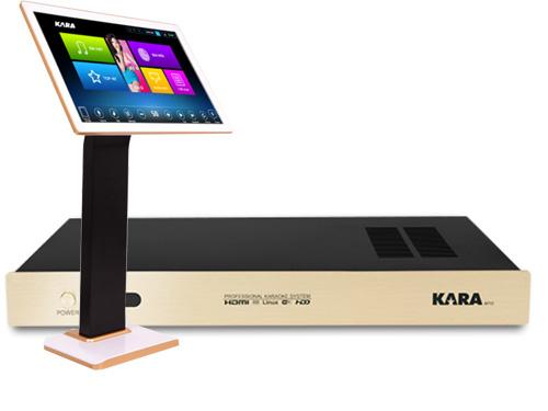 Combo đầu Kara M10i và màn hình chọn bài
