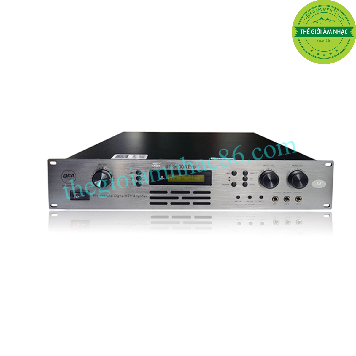 Amply BFaudio K9900A Pro