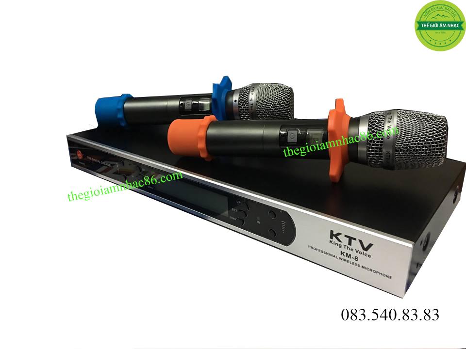 Micro APV KTV-KM8