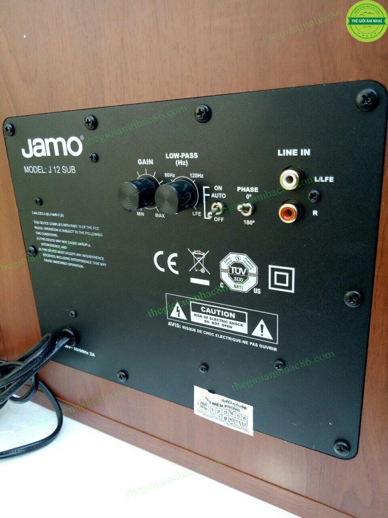 Sub điện Jamo J12