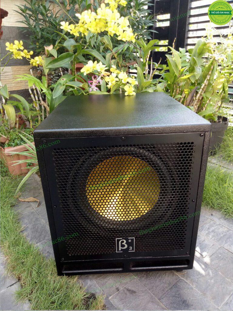 Sub điện B3 bass 30