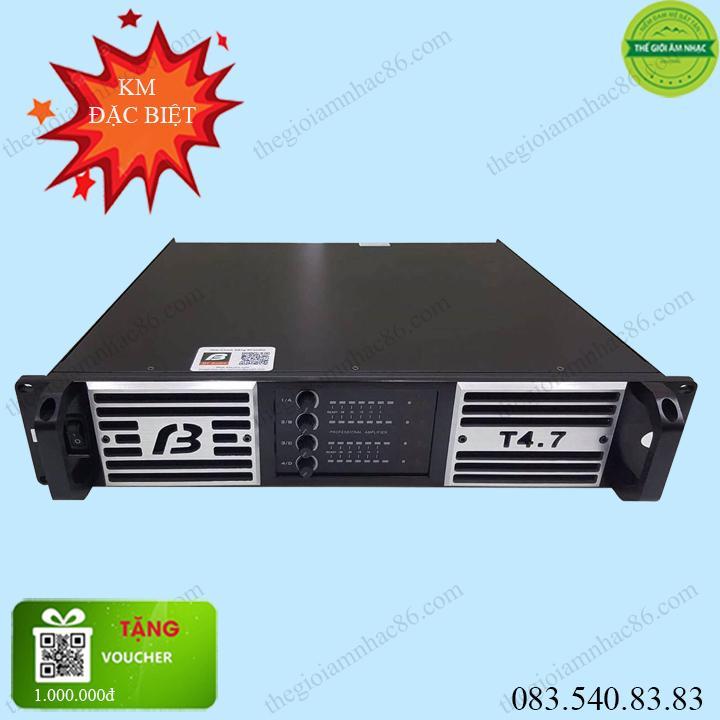 BFAudio BF T4.7 Main cao cấp 4 kênh siêu khỏe