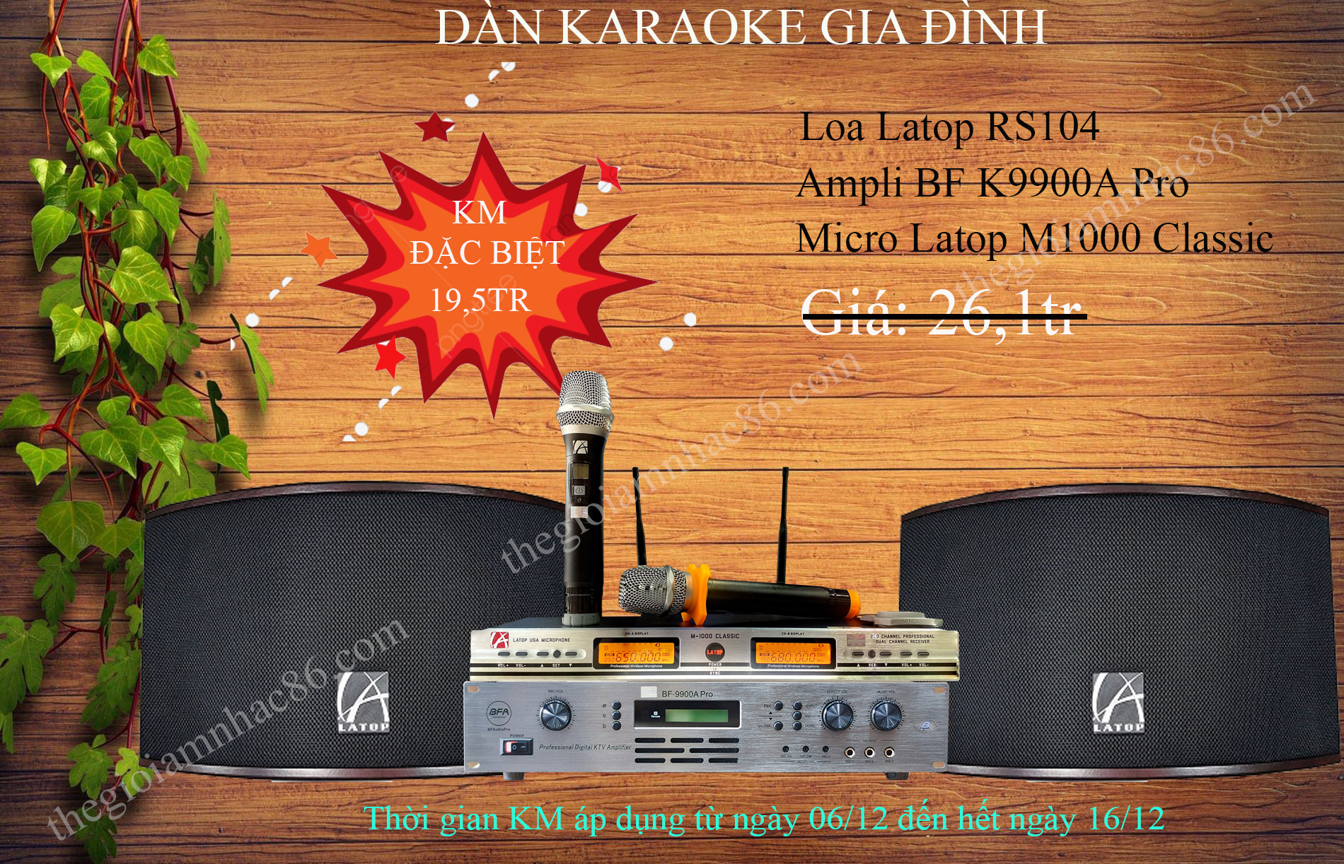 Dan karaoke gia dinh mới nhất năm 2020