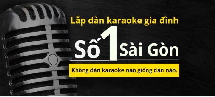 +20 Dàn karaoke gia đình 2020 đạt chuẩn