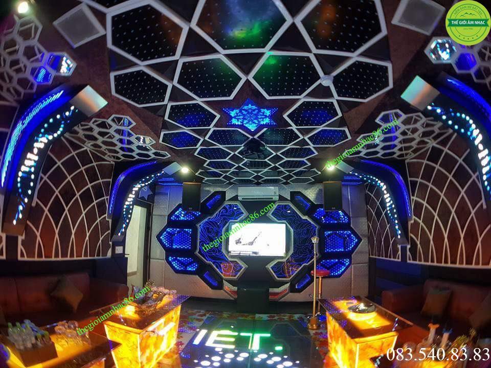 Mẫu phòng karaoke Hot 2020