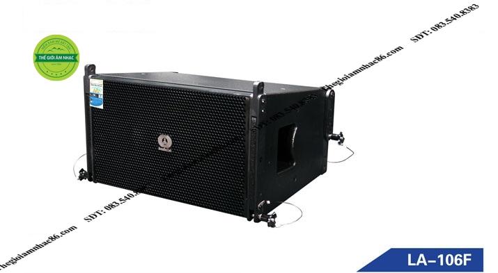 Soundbullet LA-106F – Loa Full Line Array ngoài trời cao cấp
