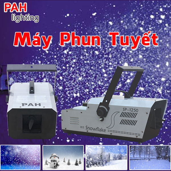 PAHPro-4 Máy Phun Tuyết cao cấp