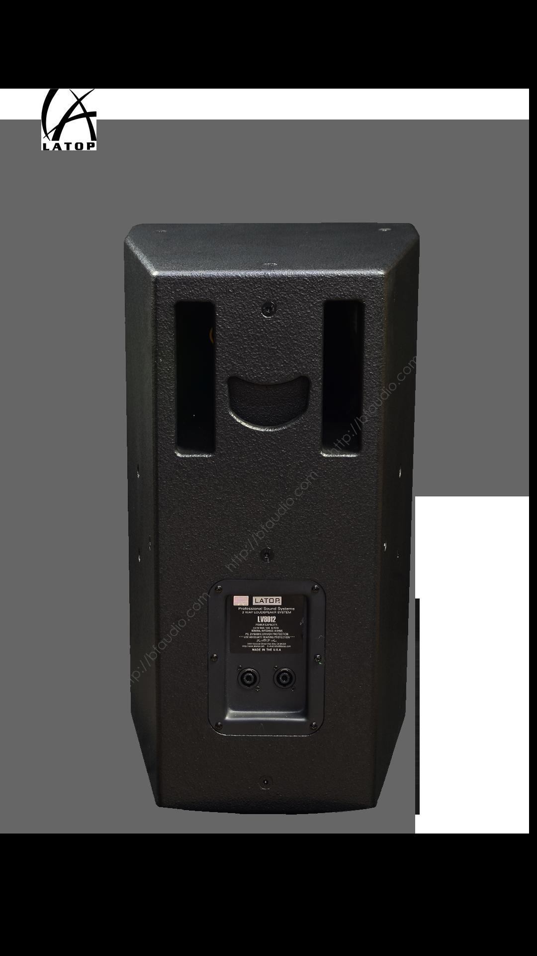 LATOP LV8012- Loa cao cấp thương hiệu Mỹ